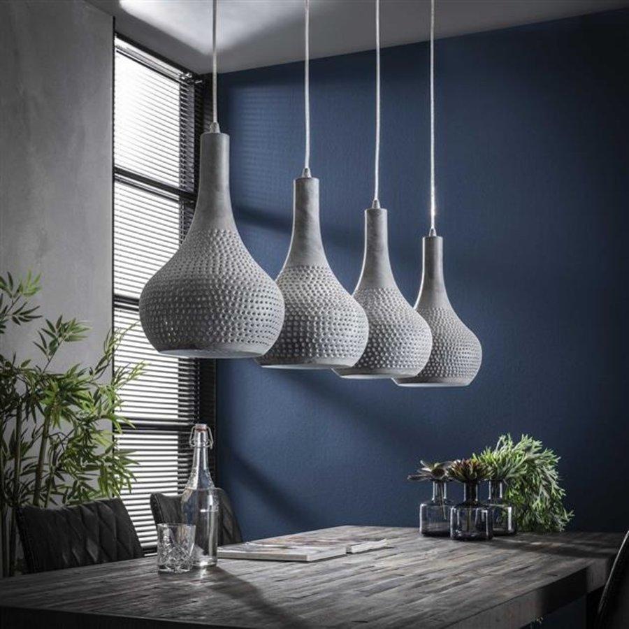 Ceiling Light Dax grey