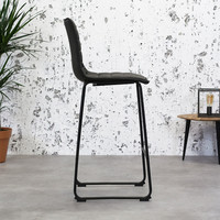 Industrial Bar Stool Ryan Anthracite