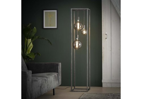 Industrial floor lamp Southgate