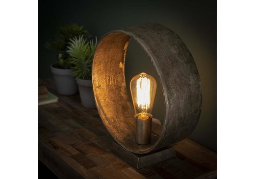 Retro Table Lamp Ramsey
