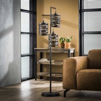 Industrial Floor Lamp Shearer