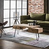 Industrial Coffee table Shaw Solid Wood