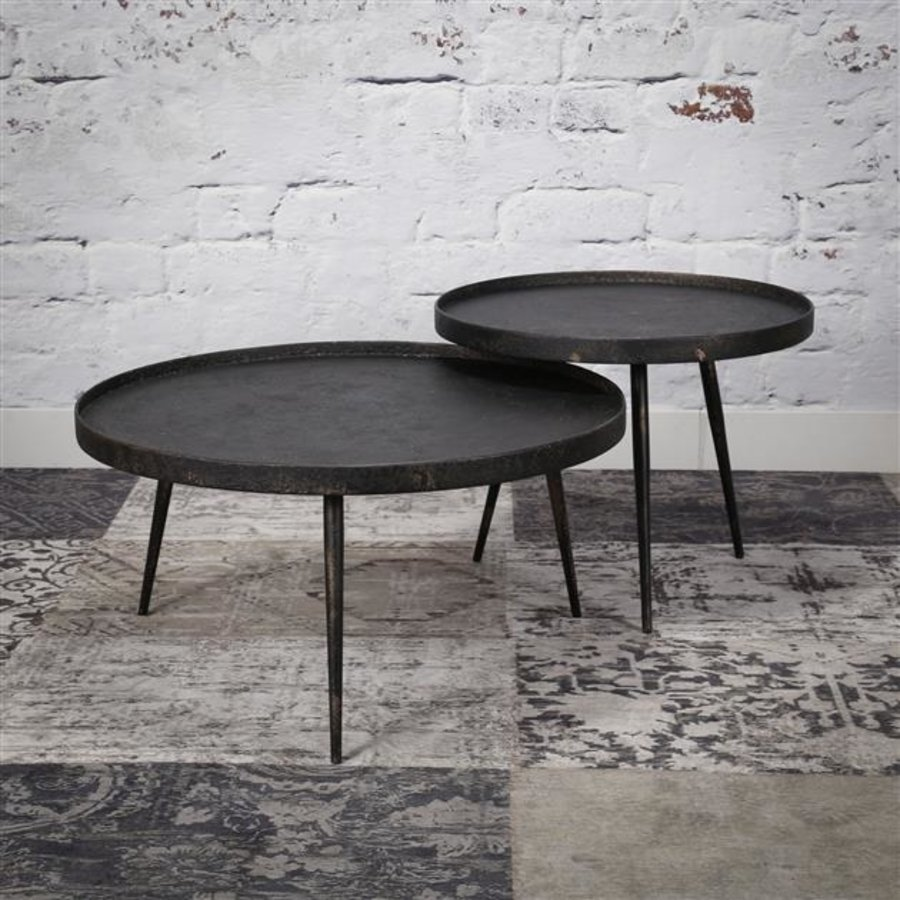 Industrial Coffee table Austin (set of 2)