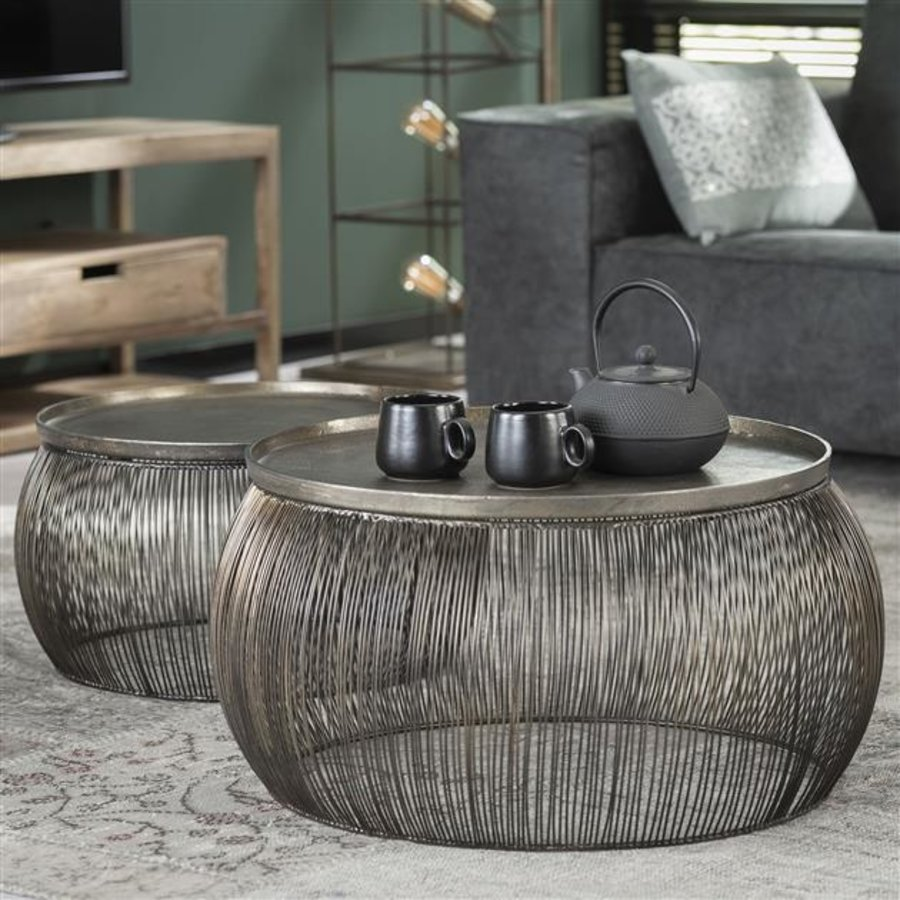 Coffee Table Armstrong (set of 2)