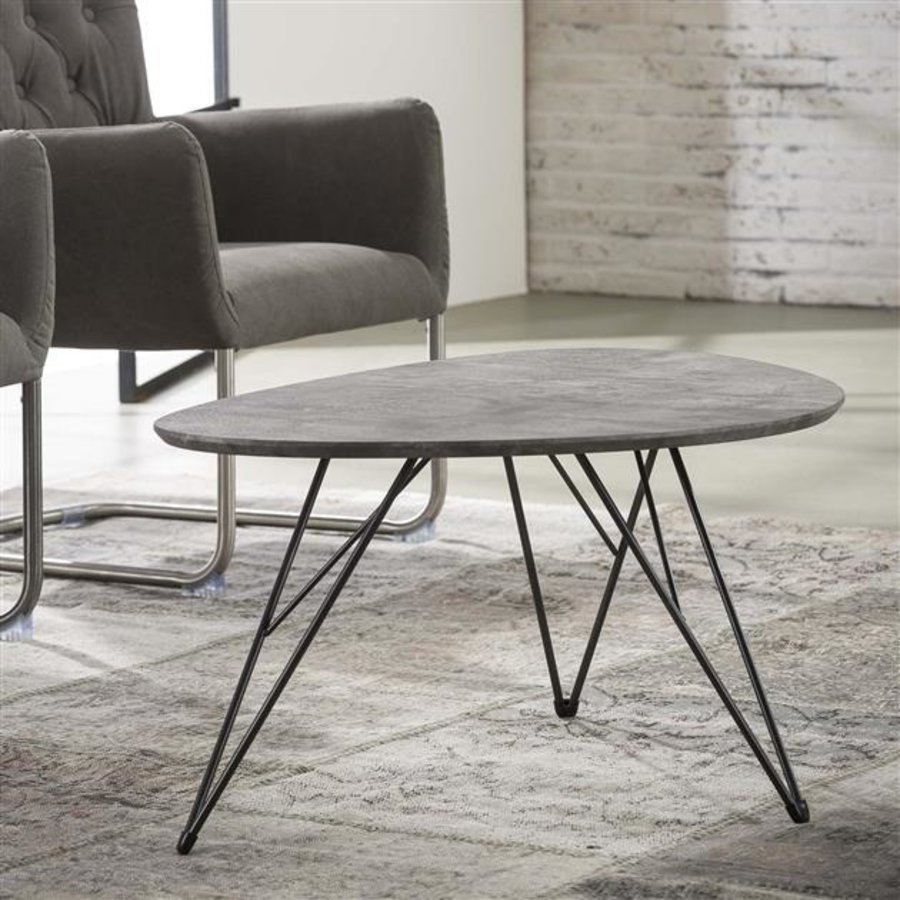 Industrial Coffee Table Chambers 90 x 60