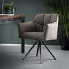 Industrial dining chair Brooks Anthracite