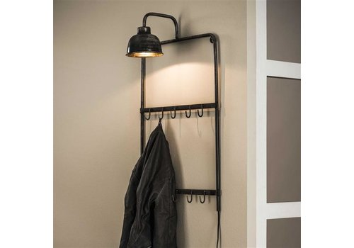 Industrial Coat Rack Mings