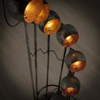 Industrial Floor lamp Flint