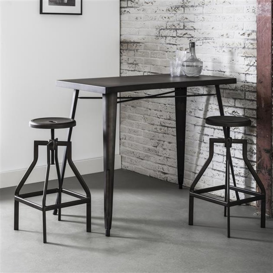 Industrial Bar Table Harrison