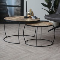 Coffee Table Boxer (set of 2)