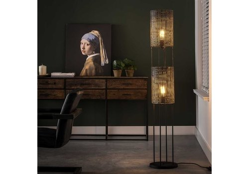 Retro Floor Lamp Charlie
