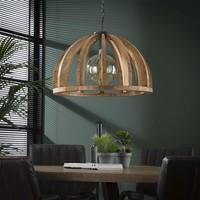 Retro Ceiling Light Silberston Solid Mango Wood