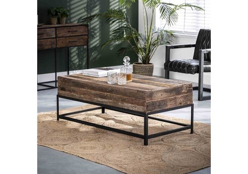 Industrial Coffee  Table Wymark 120 x 60