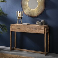 Industrial Sideboard Howard Solid Mango Wood