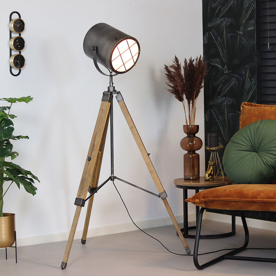 Retro floor lamp Berlin