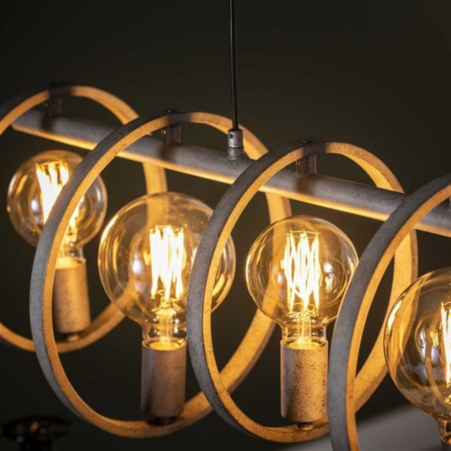Industrial Ceiling Light Reed
