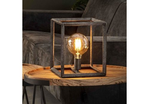 Industrial table lamp Luther