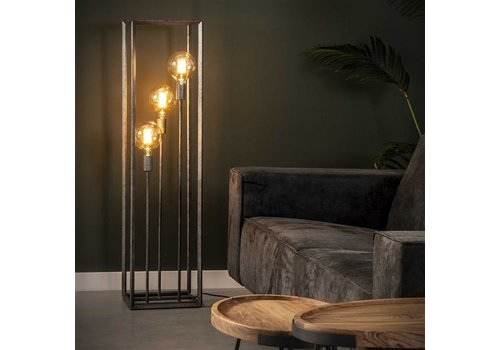 Industrial Floor Lamp Luther