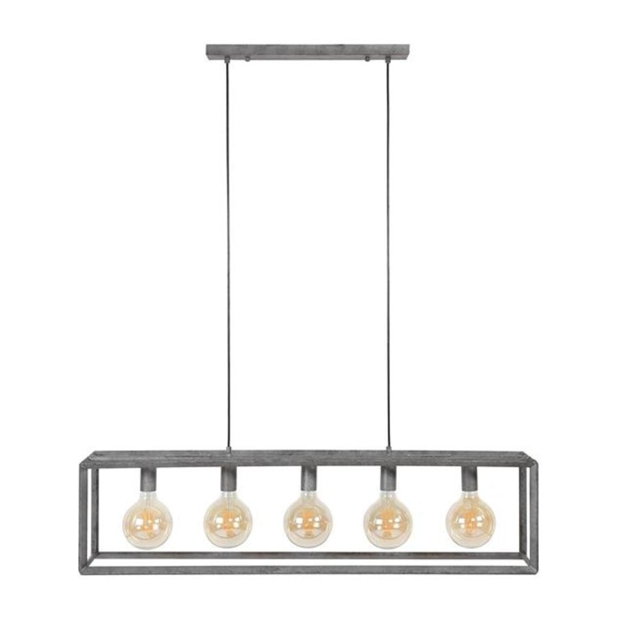 Industrial Ceiling Light Luther 5L