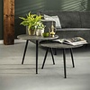 Industrial Coffee table Ripley (set of 2)