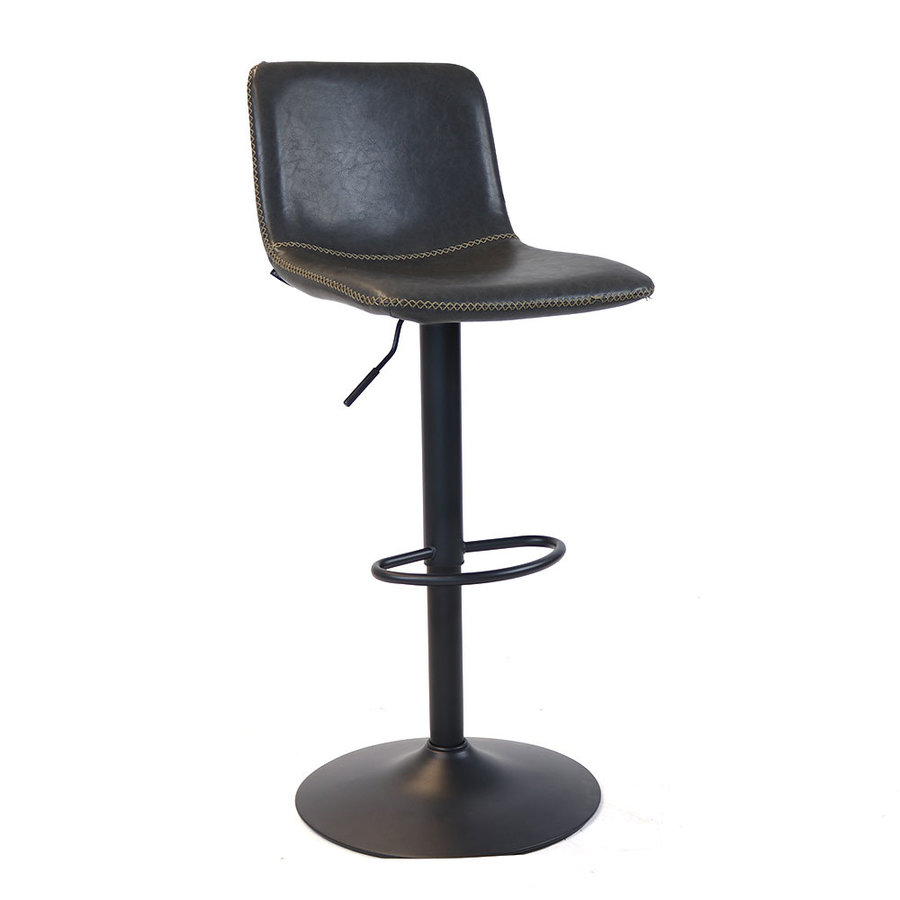 Bar Stool Texas Anthracite