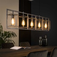 Industrial Ceiling Light Winston cube