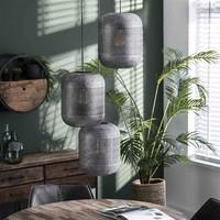 Modern Ceiling Light Helston Cluster