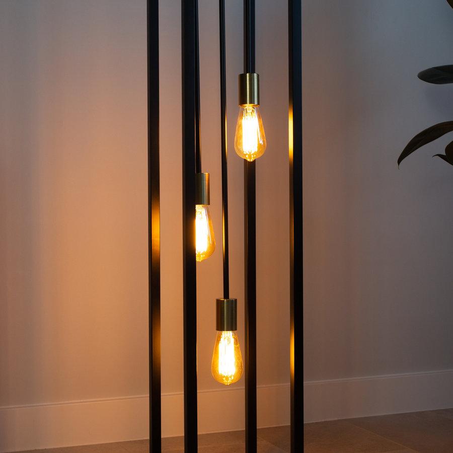 Industrial Floor Lamp Conway