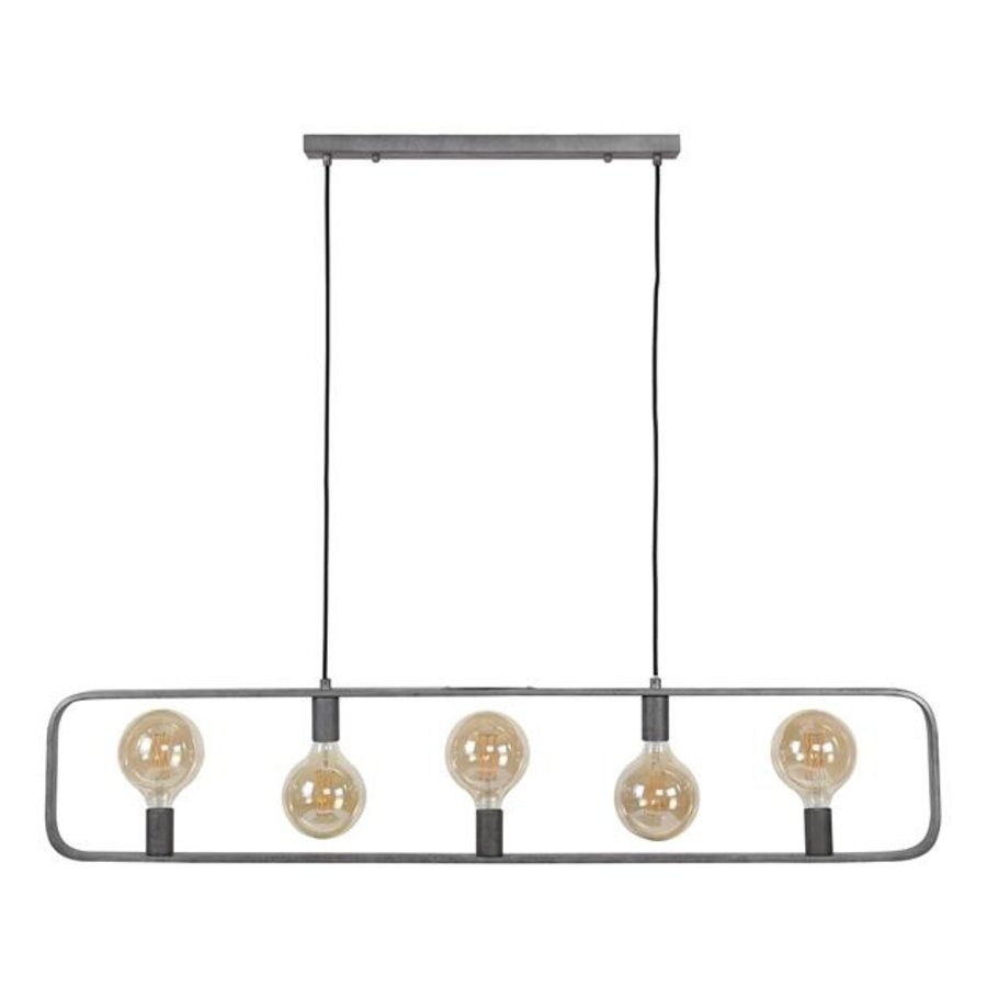 Industrial Ceiling Light Dunster