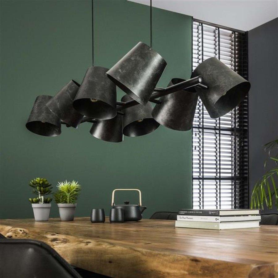 Industrial Ceiling Light Martock 8L