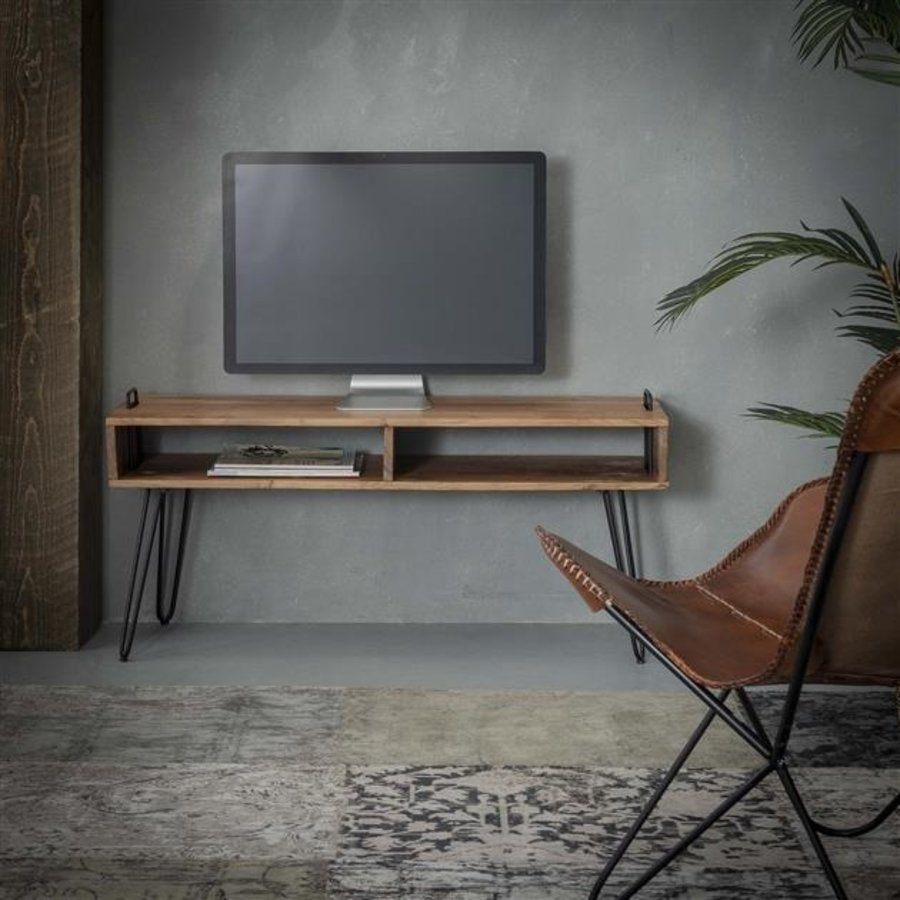 Media Unit Molly Solid Acacia wood