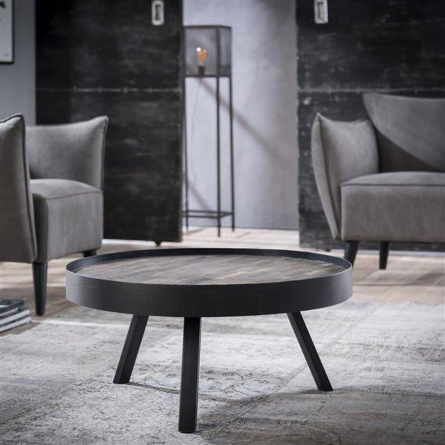 Industrial Coffee Table Hughes ø75