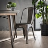Industrial dining chair Harrison metal
