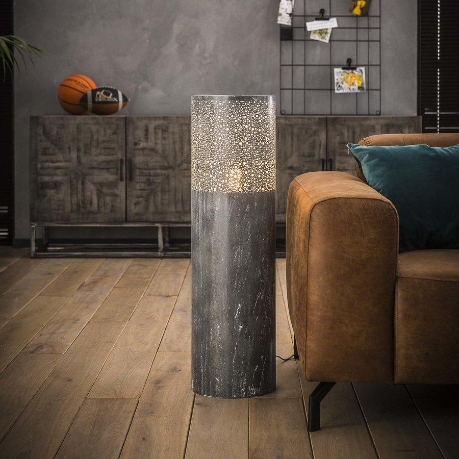 Retro Floor Lamp Firsby 90 cm
