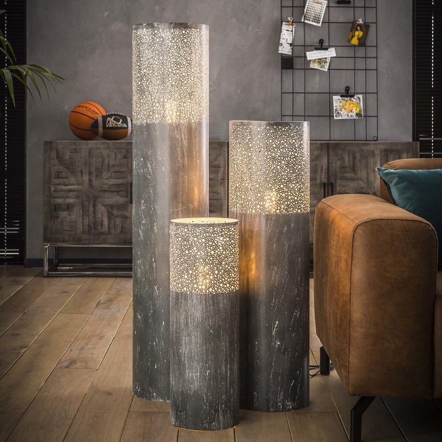 Retro Floor Lamp Firsby 120 cm