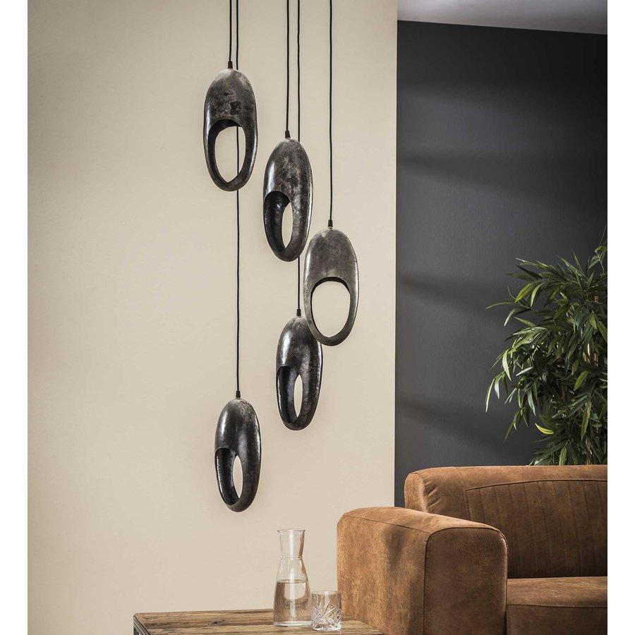Modern Ceiling Light Stickney 5L