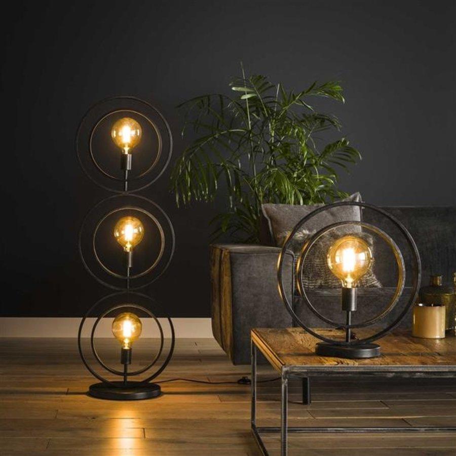 Industrial Floor Lamp Silverton