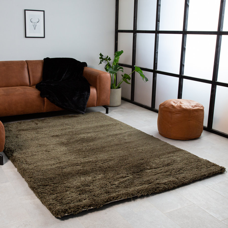 Rug Jack Green 230x160 cm