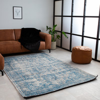 Rug Jane Blue Grey 230x160 cm