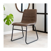 Industrial Dining chair Ryan Brown