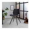 Industrial Dining Chair Barron Blue