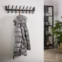 Coat rack Hawkins 2x8 hooks