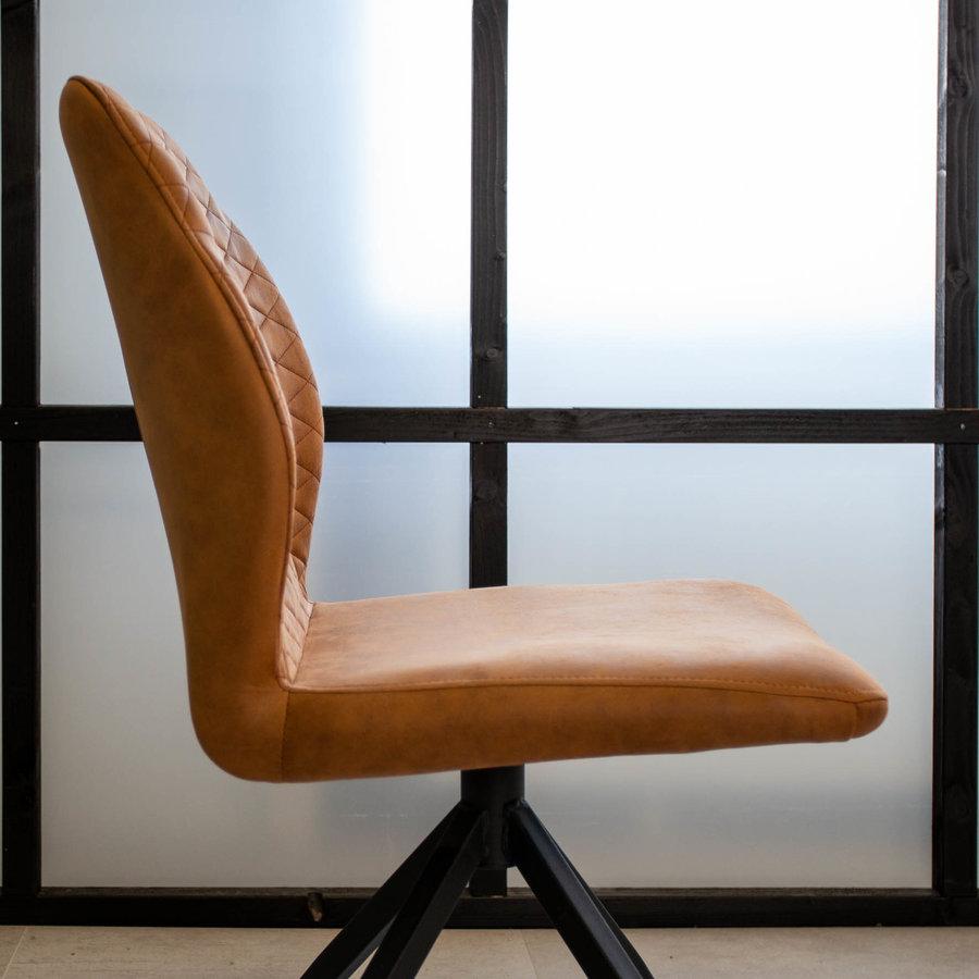 Dining Chair Grayson Cognac