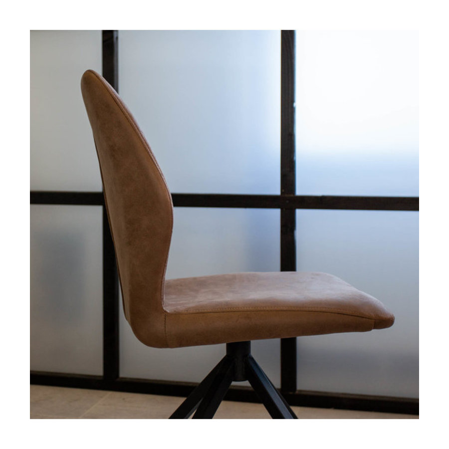 Dining Chair Grayson Taupe