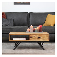 Coffee table Hunter herringbone