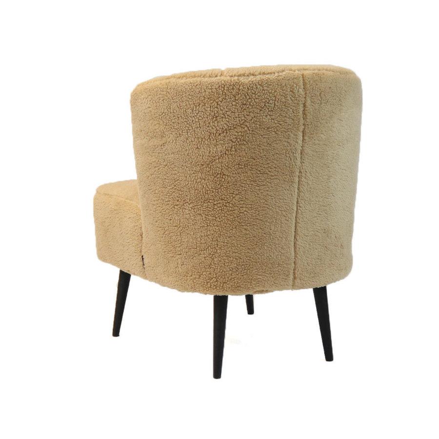 Teddy armchair Lyla Taupe