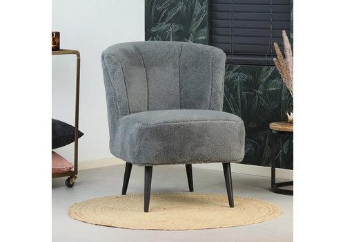 Teddy armchair Lyla Grey