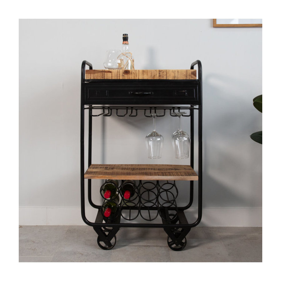 Wine cabinet Tanos