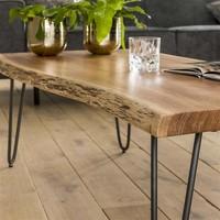 Industrial Coffee Table Samson