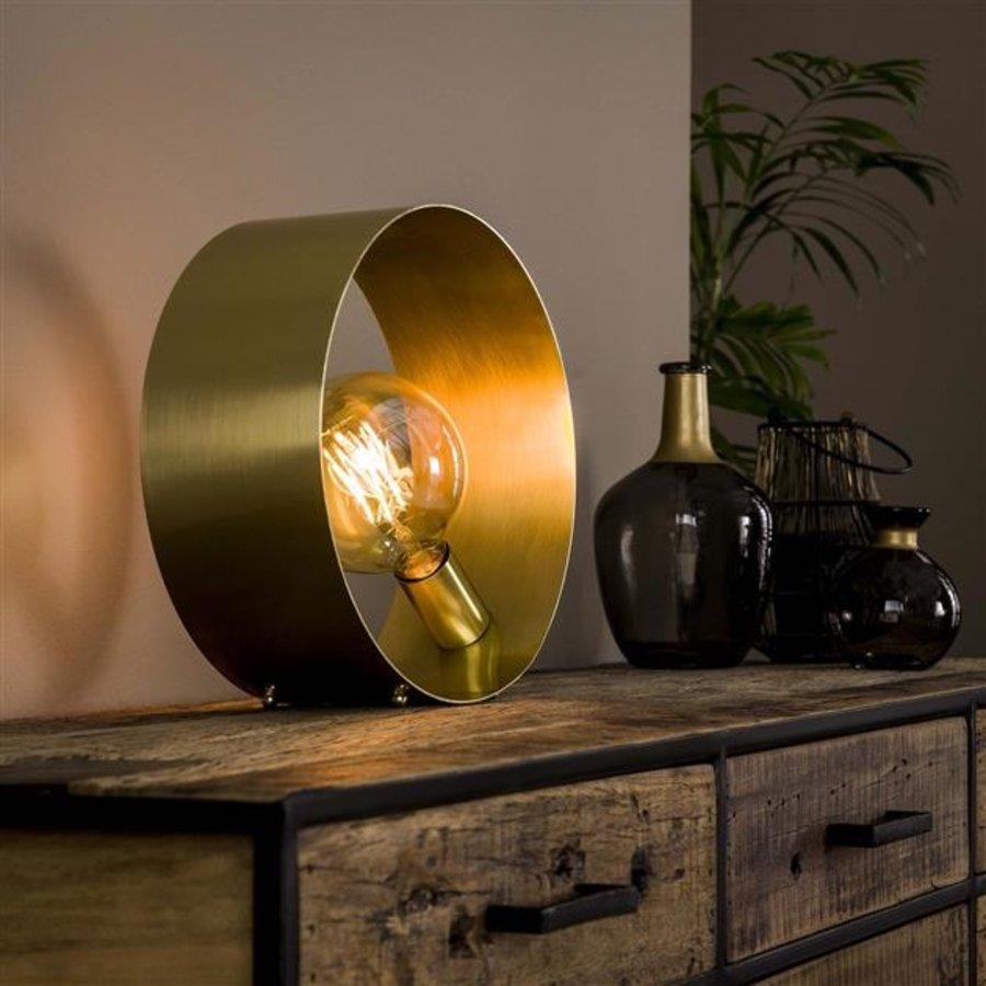 Modern Table Lamp Aurelia Gold